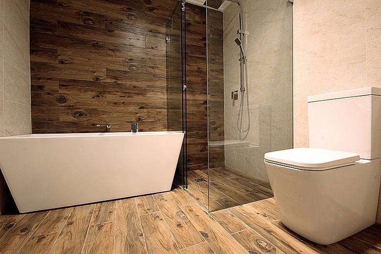 How can you remodel your bathroom in the budget?