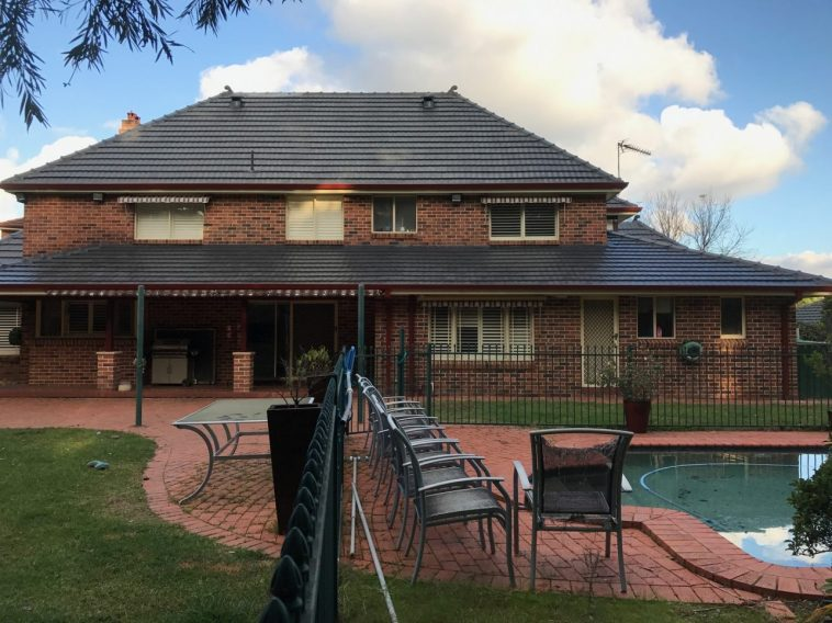 colorbond metal roof replacement Sydney.