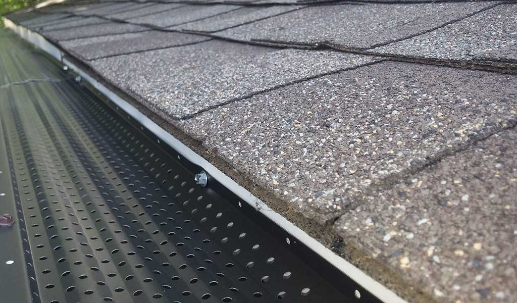 gutter cleaning castle hill
