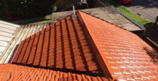terracotta roof tile restoration Sydney